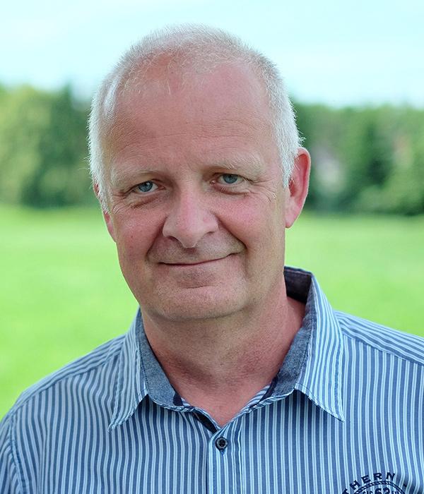 Portrait von Steffen Grützmacher